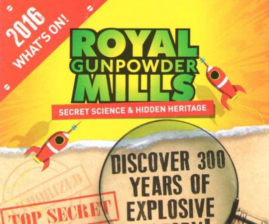 Royal Gunpowder Mills