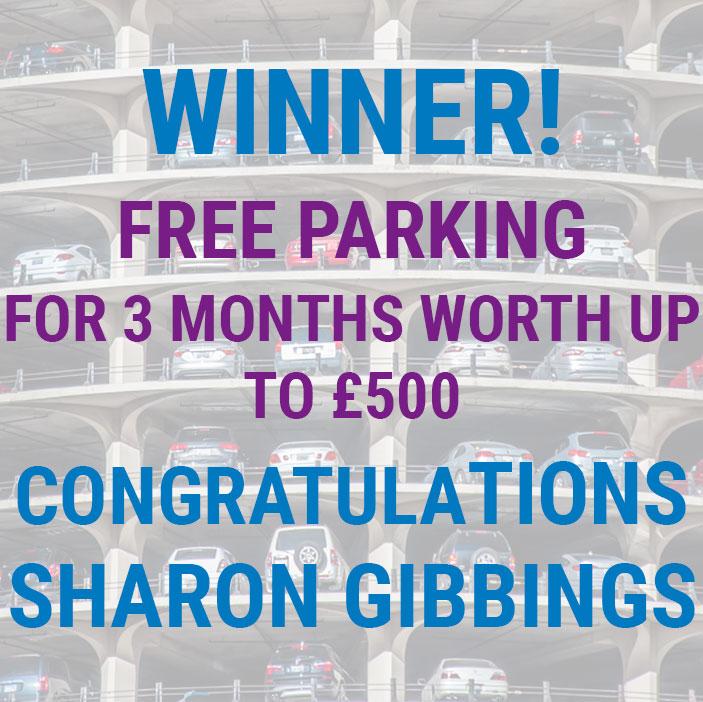 Free parking winner