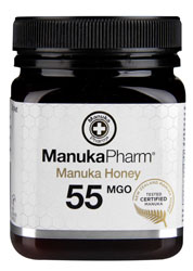 Manuka Pharm - Makuka Honey MGO 55 250g