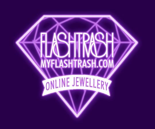 Flash Trash Logo