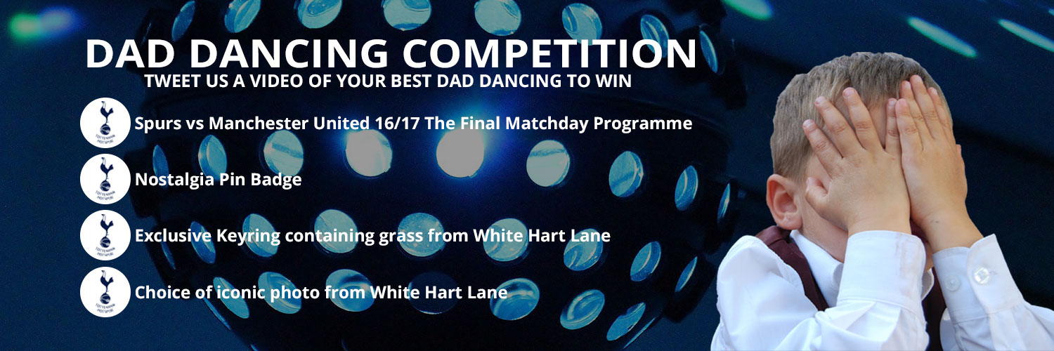 Dad Dancing Competition
