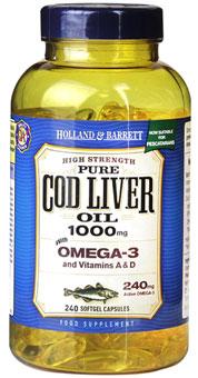 Pescatarian Cod Liver Oil