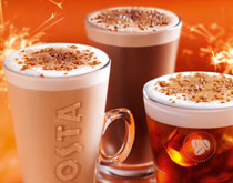 Costa Bonfire Spiced Family