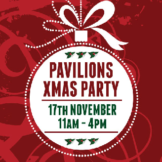 Pavilions Christmas party