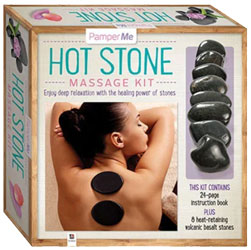 Hot Stone Massage Kit