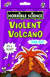 Galt Horrible Science Violent Volcano Craft Kit