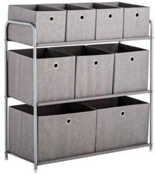 Home 9 Box Storage Unit