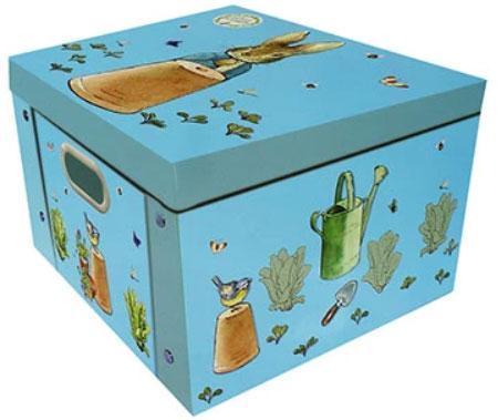 Peter Rabbit Collapsible Storage Box
