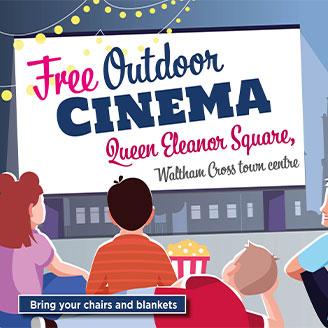 free outdoor cinema